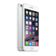 APPLE iPhone 6 Plus 128 GB (Silver)