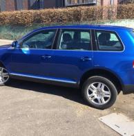 Volkswagen Touareg 3.2 V6 Automatik