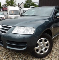 Volkswagen Touareg 3.2 V6 Automatic,Leather