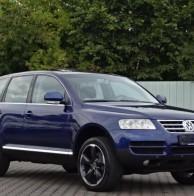 Volkswagen Touareg 3.2 V6 Automatic